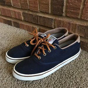 Sperry Players Men's Navy Shoes